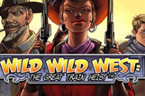 Игровые аппараты Wild Wild West: The Great Train Heist